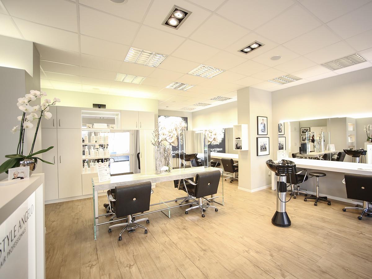 Friseur Duisburg - Hairstyle Angelo - La Biosthétique Friseursalon