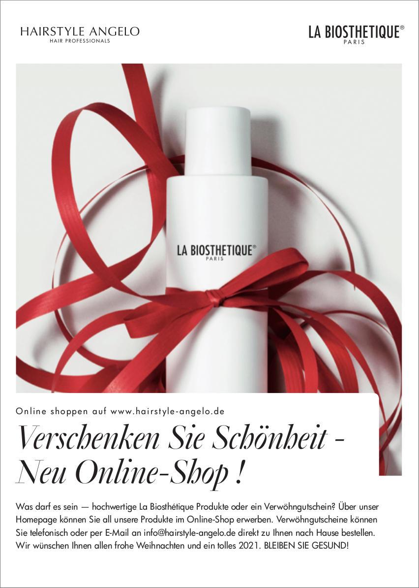 Friseur Duisburg Online-Shop